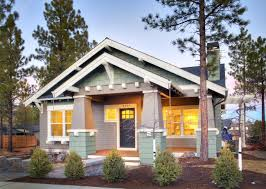 Cottage Style Craftsman  Typically a one-story building with a compact  rectangular plan;