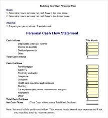 Free Cash Flows Example 17 Free Cash Flow Statement Templates Word Excel Sheet Pdf