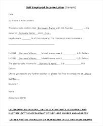 Free Employment Verification Form Template New Cpa Letter For Verification Of Self Employment Ibov