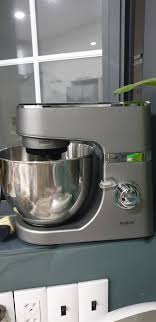 Máy nhào bột máy trộn bột đánh trứng đa năng US Ashton SM350 1200W - 45L