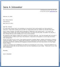 nanny cover letter example receptionist job cover letter nanny in nanny cover letter nanny cover letters