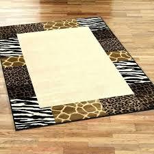 zebra rug black area rug animal print area rugs safari collage border zebra rug