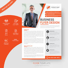 Business Flyer Design Templates Custom Business Flyer Template Free Download Wisxi Com