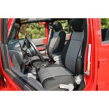 best waterproof seat covers all things jeep seat cover front black gray jeep wrangler jk 07