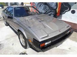 1982 Toyota Supra for Sale | ClassicCars.com | CC-799424