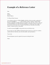 Letter Of Recommendation Supervisor Example Letter Recommendation Job Employment Letter Of
