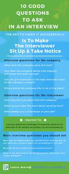Questions To Ask Interviewer 10 Good Questions To Ask In An Interview Intropulse Medium