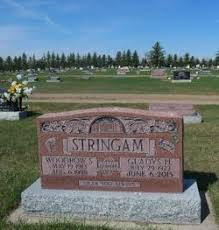 """Woodrow Sylvester """"Woody"""" Stringam (1913-1998) - Find A Grave Memorial"""