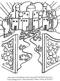 Small Picture Coloring Pages On Heaven Coloring Coloring Pages