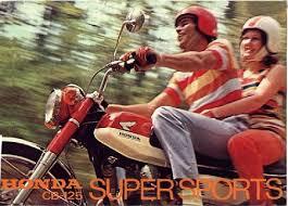 honda motorcycle manuals to  honda cb125 vintage advertisement