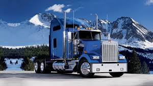 kenworth peterbilt trucks wallpapers
