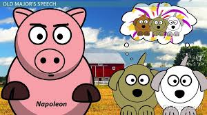 foreshadowing in animal farm video lesson transcript com