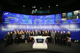 nasdaq celebration of 15 years as a public company intuitive surgical new york intuitive company office photo