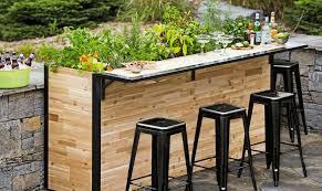patio bar wood. Cedar Outdoor Bar3 Copy To Bar Garden Design Patio Wood