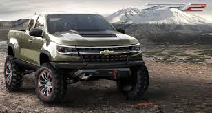 Colorado ZR2 CONCEPT | Concepts | Pinterest | Chevrolet colorado ...