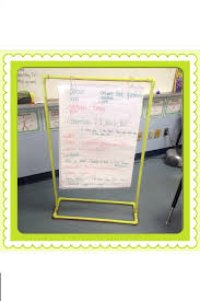 Anchor Chart Holder Diy Diy Anchor Chart Stand Anchor Charts Pocket Chart Stand