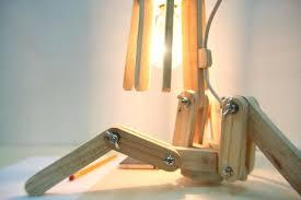 wood table lamp creative pallet wood desk lamp wood table lamp base uk
