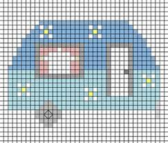 Cross Chart Excel How To Make A Cross Stitch Chart In Excel Sewandso Would
