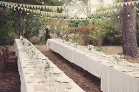 Get The Looku2013Small Backyard Wedding  Improvements BlogBackyard Wedding Diy