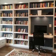 office bookshelf design. Slider Archives A K Custom Interiors Office Bookshelf Design