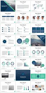 Presentation Template Powerpoint You Can Download Marketing Plan Free Powerpoint Template For