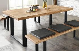Esstisch Küchentisch Tisch Eiche Massiv 200cm 14372 Kaufen Bei