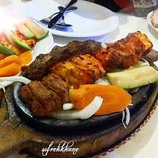 Image result for سیزلر رستوران مهاراجه تهران
