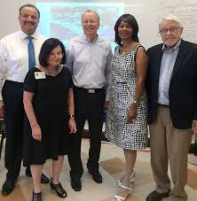 UCLA's Educational Leadership Program and LACCD Launch Presidents Academy    UCLA GSE&IS Ampersand