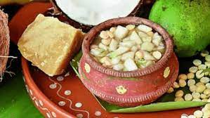 The date of ugadi is calculated on the basis of the position of the moon, dating back to the 12th century. Gwv Crtrqfzxam