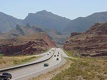Interstate 15 in Arizona - Wikipedia