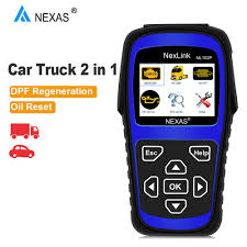 Kenworth Check Engine Light Reset Us 139 0 30 Off Nexas Nl102p Obd Auto Car Truck 2 In 1 Automotive Scanner Engine Oil Service Dpf Reset For Heavy Duty Truck Odb Diagnostic Tool In