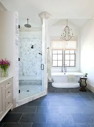 slate tile shower faux slate tile shower bathroom traditional with floor mounted tub faucet rectangular tiles slate tile shower ideas slate tile shower