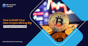 Each wallet address can be used once. How To Build Your Own Crypto Mining Rig A Comprehensive Guide