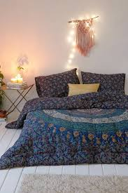 magical thinking blue medallion comforter the link to right now