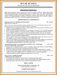 10 Store Manager Resume Examples Bill Pay Calendar