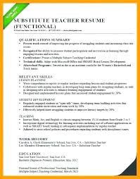 New Teacher Resume Sample Cover Letter For Teacher Resume Samples