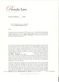 new prenda scare letter makes the rounds 1 12 cv 00808 cp letter pages 1 2