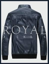 royal jackets stylish leather jacket for men