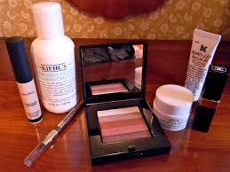 from right to left smashbox lid primer kiehl s eye makeup remover estee lauder doublewear eyeliner in bronze bobbi brown shimmer brick in bronze