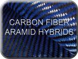 <b>Carbon Fiber</b> and <b>colored</b> kevlar