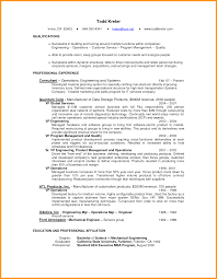 Customer Service Resume Objective Remarkable Bartender Resume