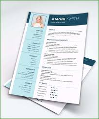 Modern Resume Template Microsoft Word Free Download Affordable