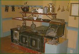setting in trifles 1877 custom kitchen cookstove nicer than minnie s