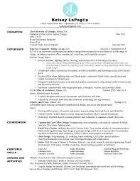 Interior Design Resume Sample Interior Design Resume Samples ...