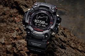 Đồng hồ G-shock có pin năng lượng có sẵn – bạn đã biết hay chưa?