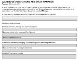 interview questions job description blown up