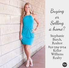 Stephanie Burch, REALTOR, Keller Williams Realty, Sold by Stephanie |  Keller williams realty, Things to sell, Fashion