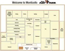 Fleet Farm Auto Center Mills Fleet Farm Monticello Store Map Business