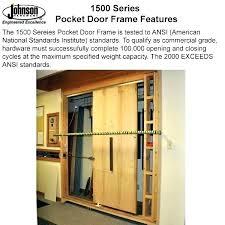 cost to install pocket door install pocket door unique install pocket door edge pull install pocket