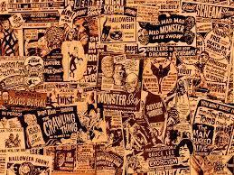 Vintage Halloween Wallpapers ...